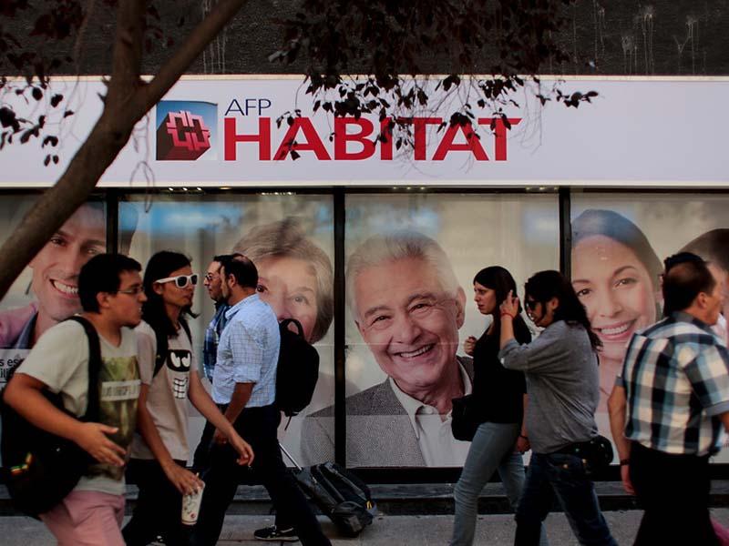 Encuesta de AFP Habitat