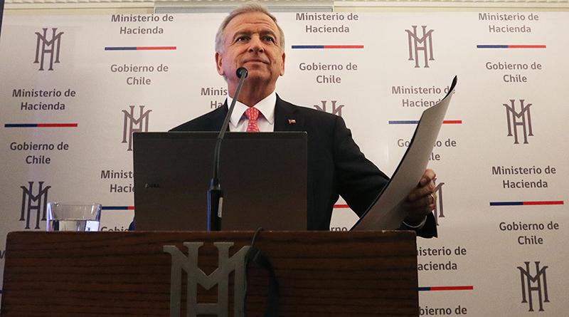 Reforma a las Pensiones Felipe Larraín