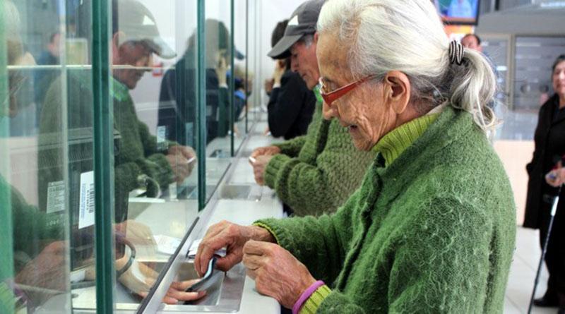 Aumento Pensión Básica Solidaria